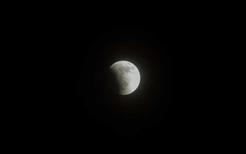 lunar eclipse 1