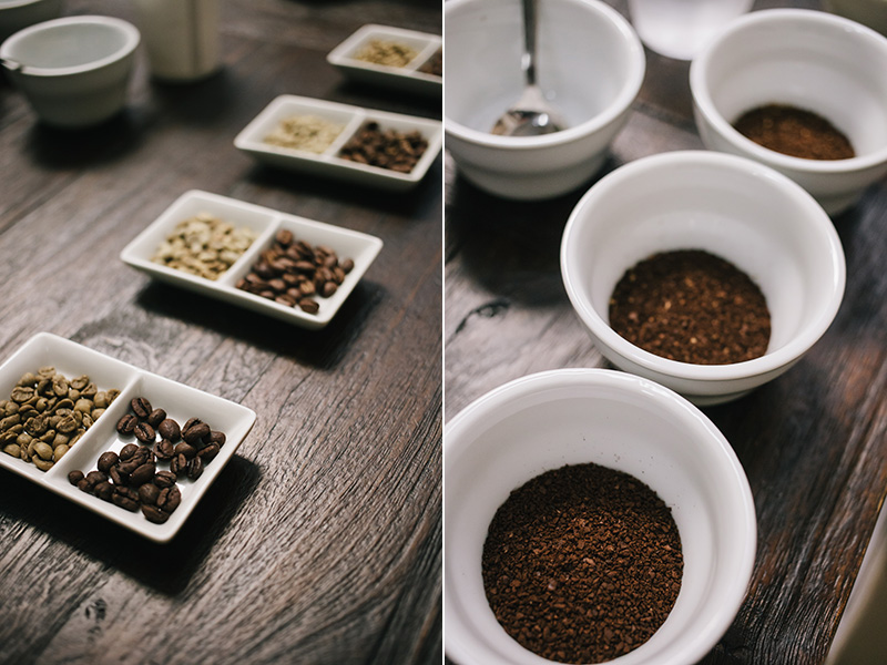 Coffee Cupping 3