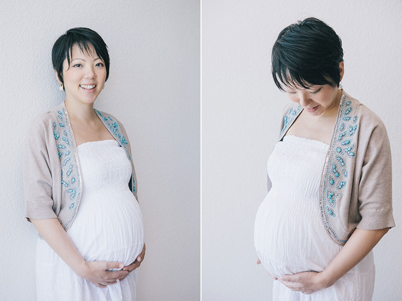 Maternity Photo kaori 4