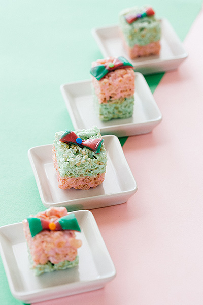 Rice Crispy Marshmallow Square1
